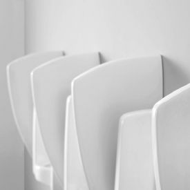 Healey & Lord Ceramic Urinal Divider